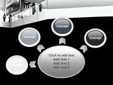 Business Center In Gray Colors PowerPoint Template#7