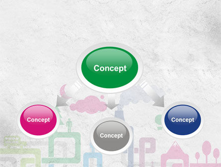 Production Cycle PowerPoint Template, Slide 4, 08252, Nature & Environment — PoweredTemplate.com
