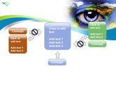 World Eye PowerPoint Template#13