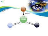 World Eye PowerPoint Template#14