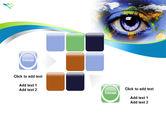 World Eye PowerPoint Template#16