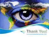 World Eye PowerPoint Template#20