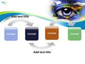World Eye PowerPoint Template#4
