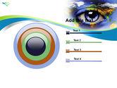World Eye PowerPoint Template#9