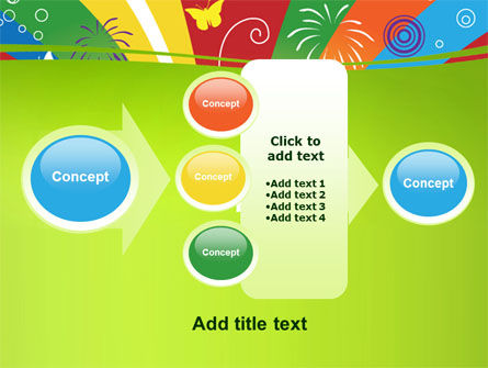 School Stationery PowerPoint Template Slide 17