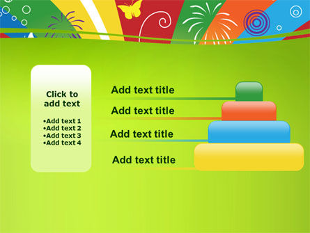 School Stationery PowerPoint Template Slide 8
