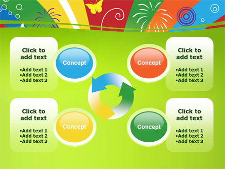 School Stationery PowerPoint Template Slide 9