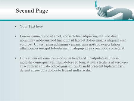 Financial Debt PowerPoint Template, Slide 2, 08258, Financial/Accounting — PoweredTemplate.com