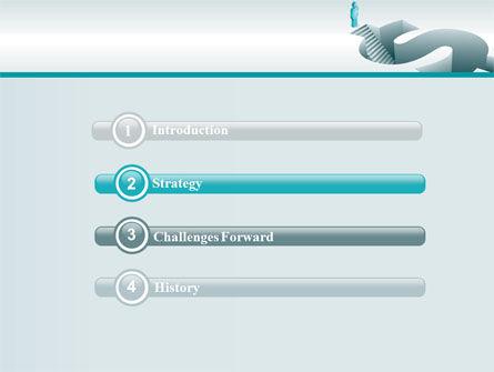Financial Debt PowerPoint Template, Slide 3, 08258, Financial/Accounting — PoweredTemplate.com