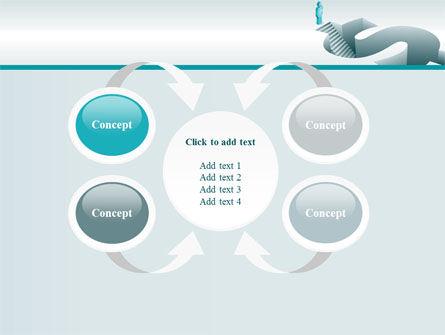 Financial Debt PowerPoint Template Slide 6