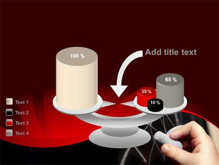 Blackboard Drawing PowerPoint Template Slide 10