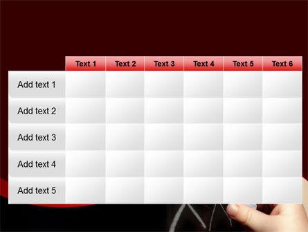 Blackboard Drawing PowerPoint Template Slide 15