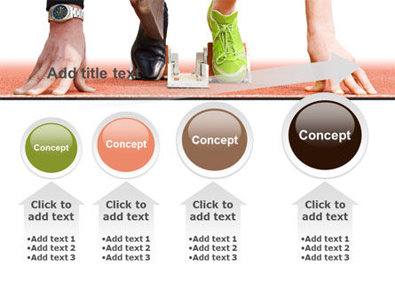 Business Sport PowerPoint Template Slide 13