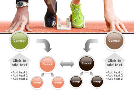 Business Sport PowerPoint Template Slide 19