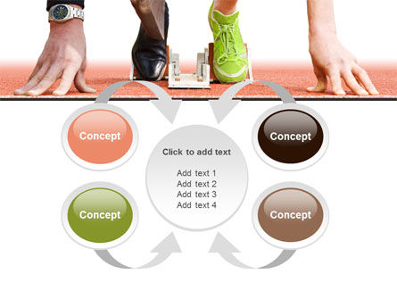 Business Sport PowerPoint Template Slide 6