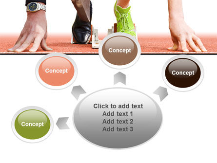 Business Sport PowerPoint Template Slide 7