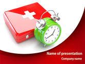 Medical: 파워포인트 템플릿 - 응급 의료 #08280