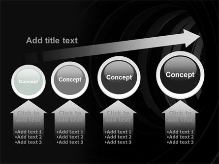 Tunnel PowerPoint Template Slide 13
