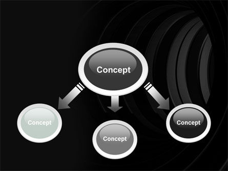 Tunnel PowerPoint Template Slide 4