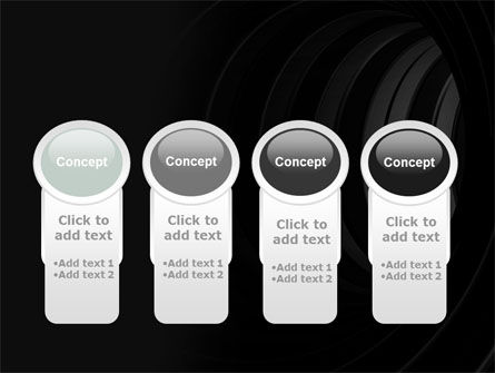 Tunnel PowerPoint Template Slide 5