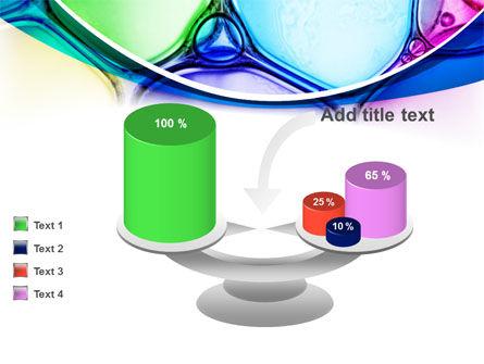 Colorful Bubbles PowerPoint Template Slide 10