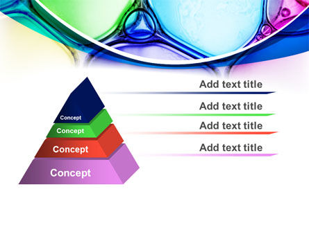 Colorful Bubbles PowerPoint Template Slide 12