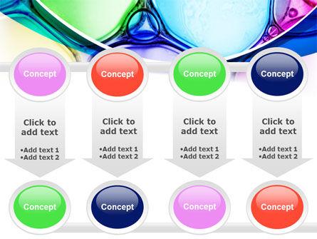 Colorful Bubbles PowerPoint Template Slide 18