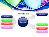 Colorful Bubbles PowerPoint Template#14