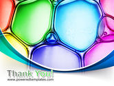 Colorful Bubbles PowerPoint Template#20