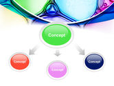Colorful Bubbles PowerPoint Template#4