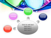 Colorful Bubbles PowerPoint Template#7
