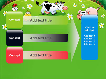 Funny Farm PowerPoint Template Slide 12
