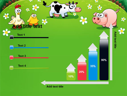 Funny Farm PowerPoint Template Slide 8