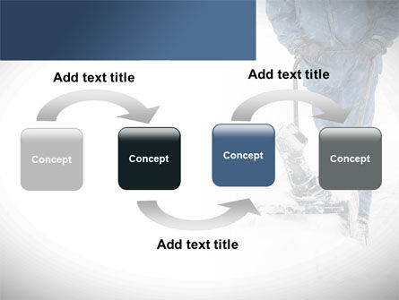 Snow Cleaning PowerPoint Template Slide 4