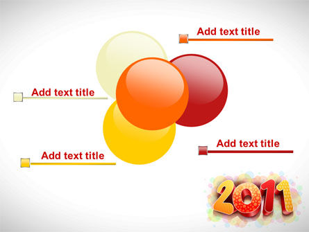 2011 PowerPoint Template Slide 10
