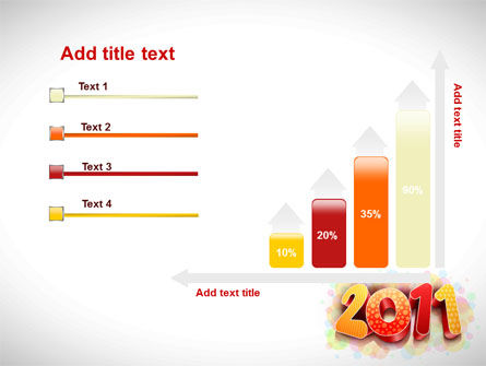 2011 PowerPoint Template Slide 8