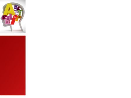 Head Full PowerPoint Template, Slide 3, 08298, Education & Training — PoweredTemplate.com