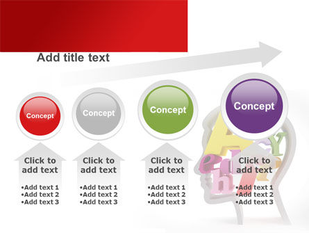 Head Full PowerPoint Template Slide 13