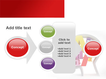 Head Full PowerPoint Template Slide 17