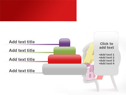 Head Full PowerPoint Template Slide 8
