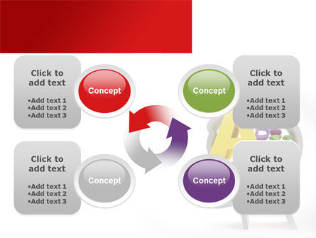 Head Full PowerPoint Template Slide 9
