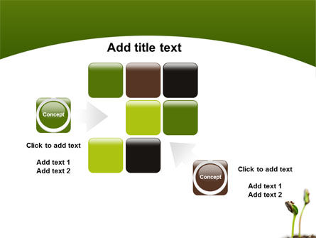 Sprouting Seed PowerPoint Template Slide 16