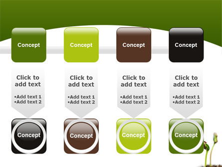 Sprouting Seed PowerPoint Template Slide 18