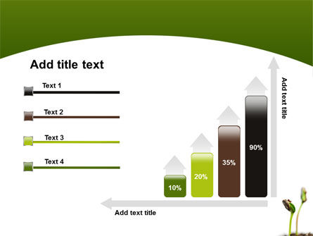 Sprouting Seed PowerPoint Template Slide 8