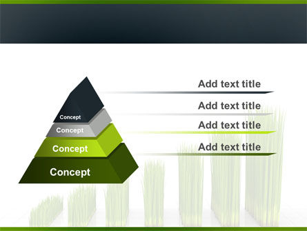 Growing Chart PowerPoint Template Slide 12