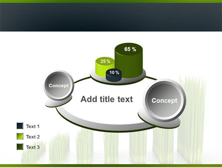 Growing Chart PowerPoint Template Slide 16