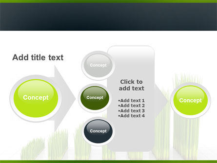 Growing Chart PowerPoint Template Slide 17