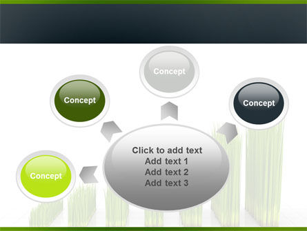 Growing Chart PowerPoint Template Slide 7