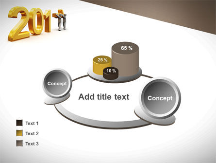 Upcoming Year PowerPoint Template Slide 16