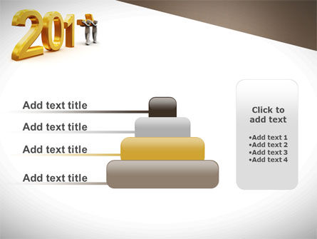 Upcoming Year PowerPoint Template Slide 8
